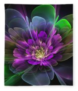 Violetta Fleece Blanket
