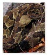 Viper Coil Fleece Blanket