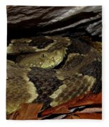 Viper Den Fleece Blanket