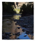 Virgin River Narrows Fleece Blanket