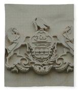 Virtue Liberty Independence Fleece Blanket