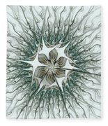 Virus Fleece Blanket