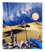 Vision Quest Fleece Blanket