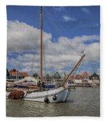 Volendam Fleece Blanket