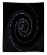 Vortex Art Fleece Blanket