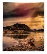 Vortex Fleece Blanket