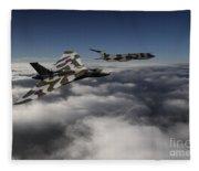 Vulcan And Victor  Fleece Blanket