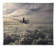 Vulcan Farewell  Fleece Blanket