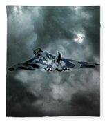 Vulcan Storm Fleece Blanket