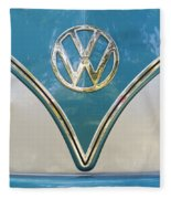 VW Fleece Blanket