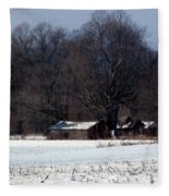Waiting For Sugar Season Fleece Blanket