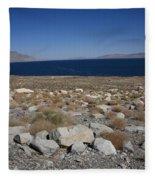 Walker Lake Fleece Blanket