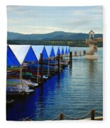Walkway 6742 Fleece Blanket