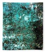 Wall Abstract 9 Fleece Blanket
