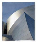 Walt Disney Concert Hall 14 Fleece Blanket
