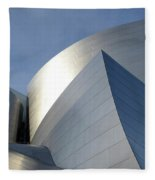 Walt Disney Concert Hall 14 Fleece Blanket