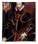 Walter Devereux (1541-1576) Fleece Blanket
