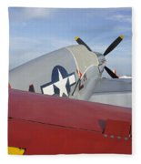 War Bird Fleece Blanket