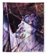 Warehouse Angel / Through The Broken Glass Fleece Blanket