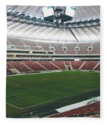 Warsaw Stadion Fleece Blanket