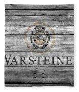 Warsteiner Fleece Blanket