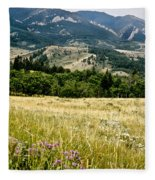 Washake Wilderness Fleece Blanket