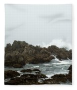 Washed Ashore Fleece Blanket
