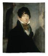 Washington Allston (1779-1843) Fleece Blanket