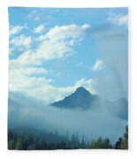 Washington State Fleece Blanket