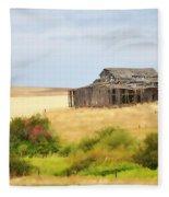 Washington - Still Standing Fleece Blanket
