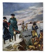 Washington: Valley Forge Fleece Blanket