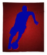 Washington Wizards John Wall Fleece Blanket