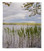 Watchaug Pond Fleece Blanket