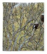 Watchful Fleece Blanket