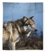 Watchful Fleece Blanket