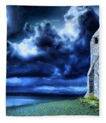 Watchtower Fleece Blanket