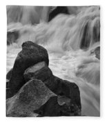 Water And Stone Nigel Creek 2 Fleece Blanket