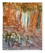 Water Artworks Fleece Blanket