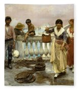 Water Carriers. Venice Fleece Blanket