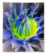 Water Lily - The Awakening - Photopower 03 Fleece Blanket