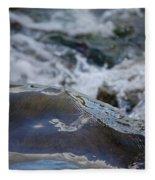 Water Mountain 1 By Jrr Fleece Blanket