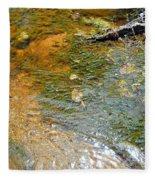 Water Plants 2 Fleece Blanket