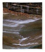Water Slide Fleece Blanket