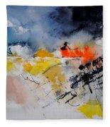 Watercolor 212132 Fleece Blanket