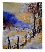 Watercolor 311017 Fleece Blanket