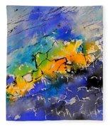 Watercolor 314040 Fleece Blanket