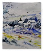 Watercolor 413010 Fleece Blanket