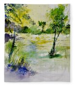 Watercolor 413022 Fleece Blanket