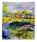 Watercolor 414022 Fleece Blanket