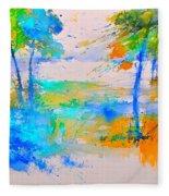 Watercolor 45314012 Fleece Blanket